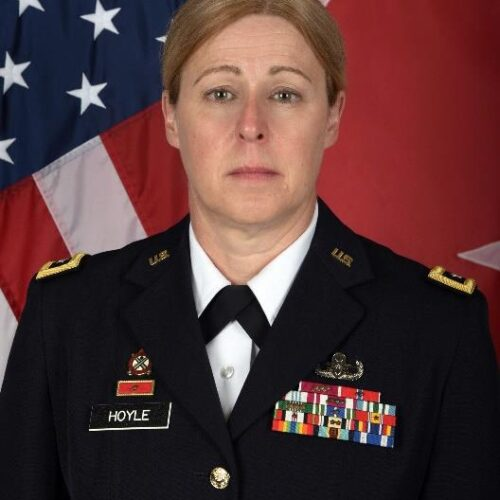 Major General Heidi J. Hoyle