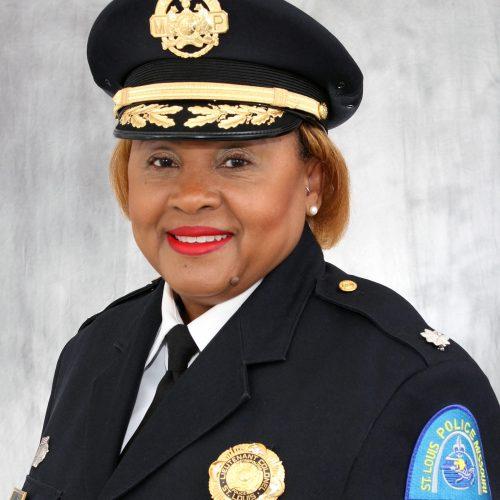 Lieutenant Colonel (Deputy Chief) Rochelle Denise Jones